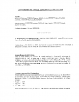 Compte-rendu de la séance du conseil municipal du 5 octobre 2015
