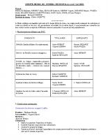 Compte-rendu de la séance du conseil municipal du 7 avril 2014