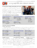 La gazette N°1 – édition avril 2014
