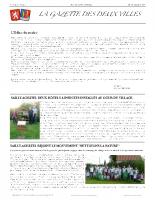 La gazette N°2 – édition décembre 2014